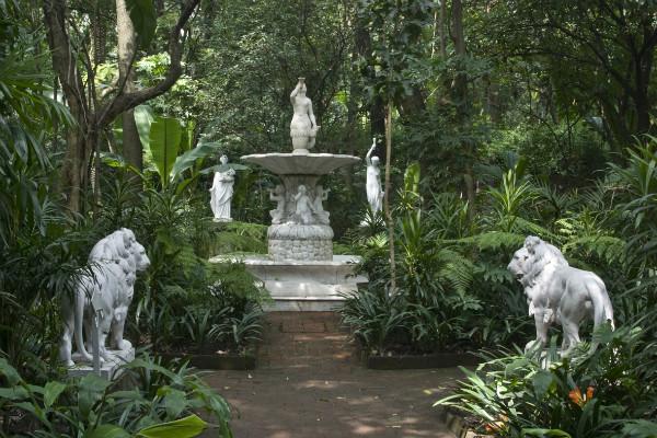 Qu hay afuera del metro tacubaya m sporm s for Jardines de sabatini conciertos 2017