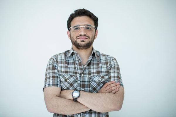 Pedro J. Fernandéz es el autor de Yo, Díaz, una novela sobre el polémico dictador mexicano