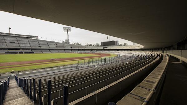 Al sur de la CDMX, sobre la avenida de los Insurgentes, se encuentra el Estadio Olímpico Universitario, un recinto muy importante para el deporte nacional