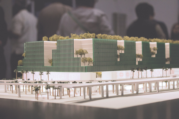Por primera vez, se presenta en México Garden City Mega City, una retrospectiva del trabajo de la firma de arquitectura WOHA