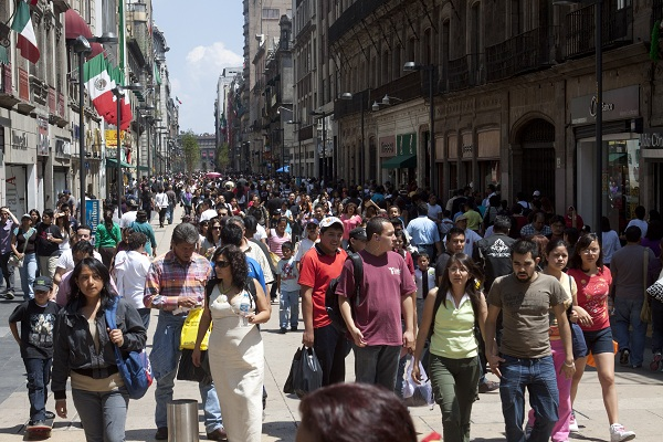 Madero, calle, habitantes de...