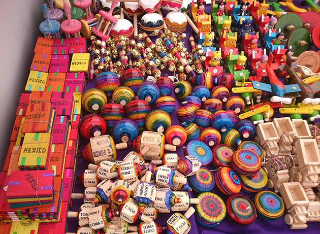 mexicana juguete