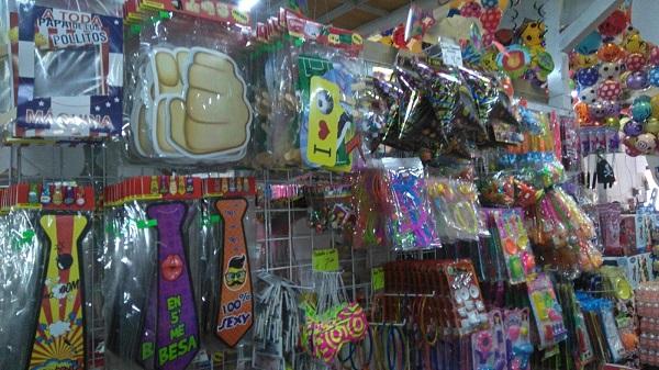Lugares para comprar dulces en la ciudad de m xico for Donde comprar globos