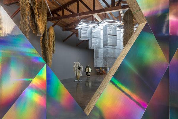 La artista coreana Haegue Yang presenta la exposición