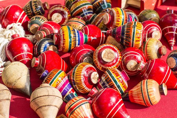 Mercado de artesanías La Villita