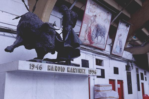 La Plaza México fue inaugurada en 1946