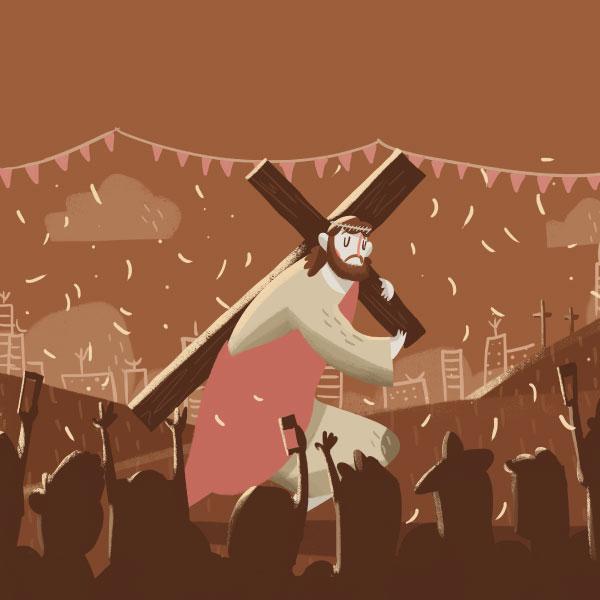 El Cristo que ya no fue
