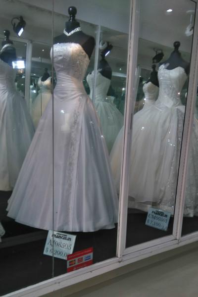 Donde venden vestidos de novia para gorditas