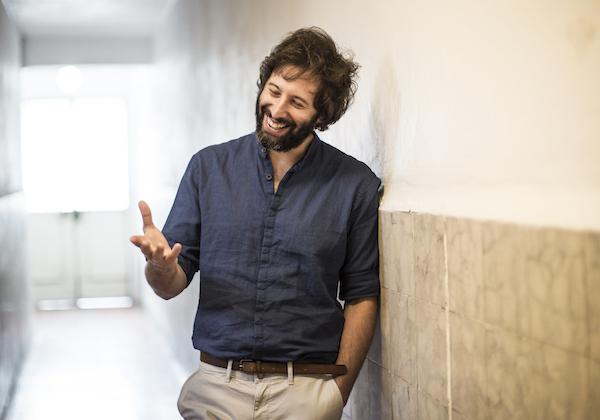 Rebautizado como Adán Jodorowsky, el artista habla sobre su vínculo con la Ciudad de México y los proyectos en los que trabaja actualmente