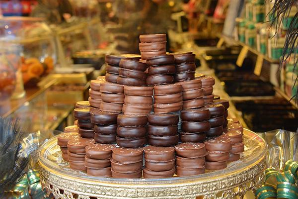 feria artesanal cacao chocolate