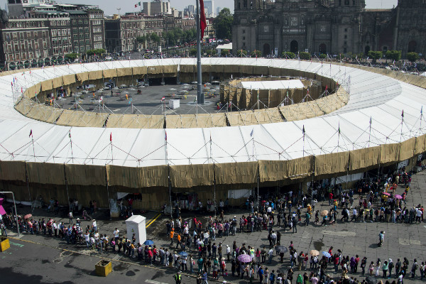 La Feria Internacional de las Culturas Amigas estará dividida en dos sedes.
