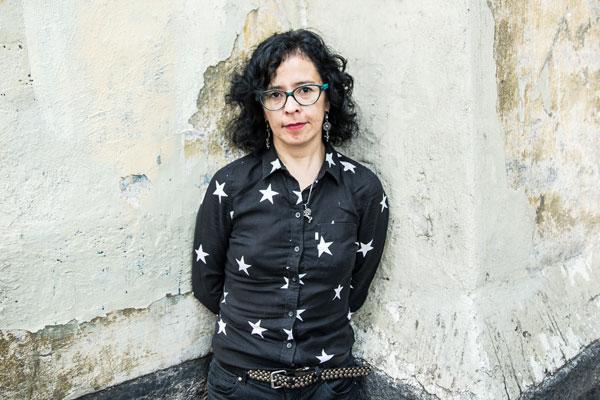Bibiana Camacho nos habla sobre su nueva novela, Lobo