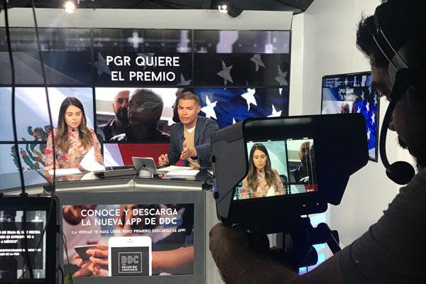 Diario de Confianza se transmite de lunes a viernes por Youtube y Facebook Live