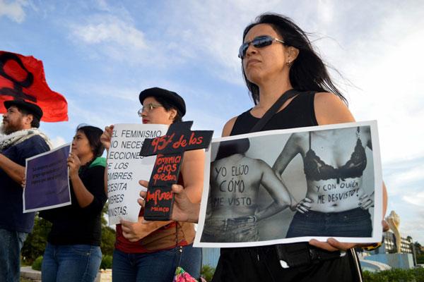 Nacho Lozano escribe sobre la violencia contra las mujeres. #NoMeDigasGuapa