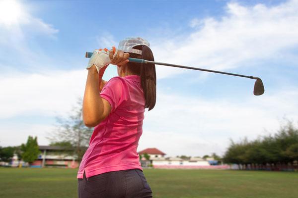 Practica golf en este lugar de la ciudad
