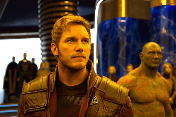 Guardianes de la Galaxia es la oportunidad ideal para pasar tiempo en familia