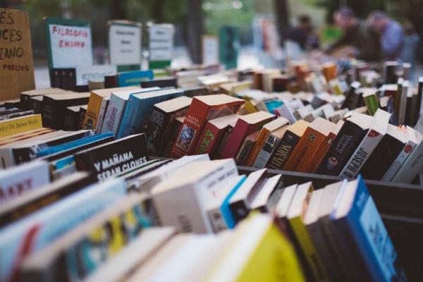 librería itinerante