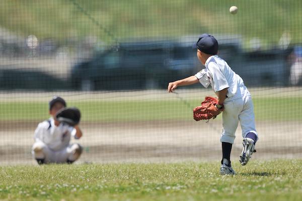 Los equipos de beisbol de la liga Anáhuac van de los 7 a los 21 años