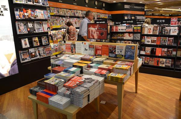 En Librerías Gonvill hay libros en inglés y en español, los precios son muy accesibles