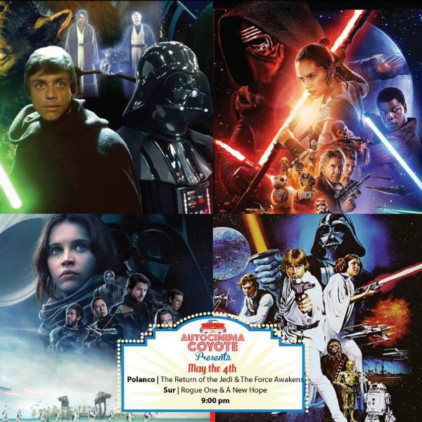 Festeja El Día De Star Wars En Estos Sitios De La Ciudad