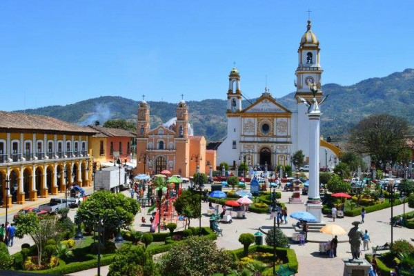 Lugares de Puebla en la Ciudad de México.