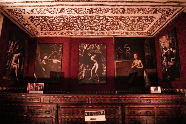 El Museo del Carmen fue construido en los alrededores del río Magdalena