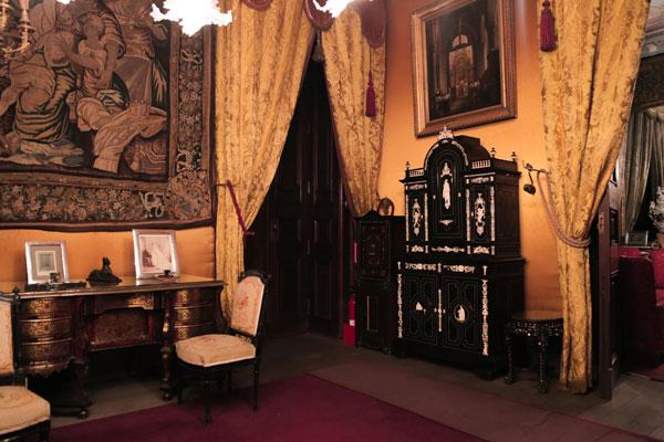 La Casa de la Bola, además de museo, también es salón de eventos