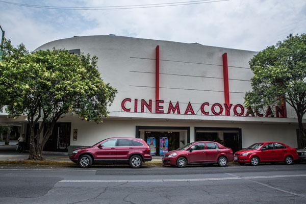 Puedes consultar los horarios de Cinema Coyoacán en su página de internet