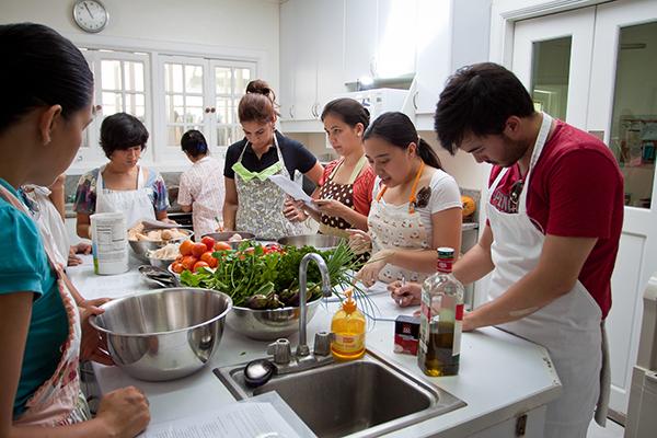 Aprende a cocinar y r fate como los grandes chefs en estos for Como aprender a cocinar