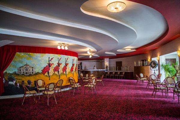 El Cinema Coyoacán está avenida Centenario y Viena, en Coyoacán