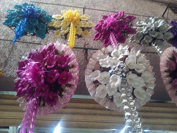 Lugares en la ciudad de m xico donde venden flores de ornato for Plantas de plastico para decoracion