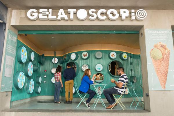 Gelatoscopio está en Oscar Wilde 20, Polanco