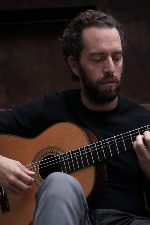 Giovanni Piacentini acaba de sacar su nuevo disco, Chiaroscuro