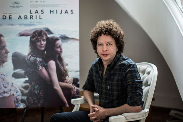 Michel Franco fue galardonado en el festival De Cannes por tercera vez