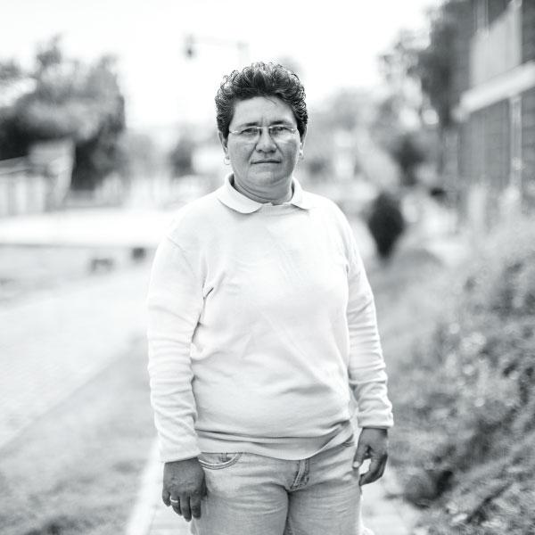 Guadalupe Groth es una mamá SOS