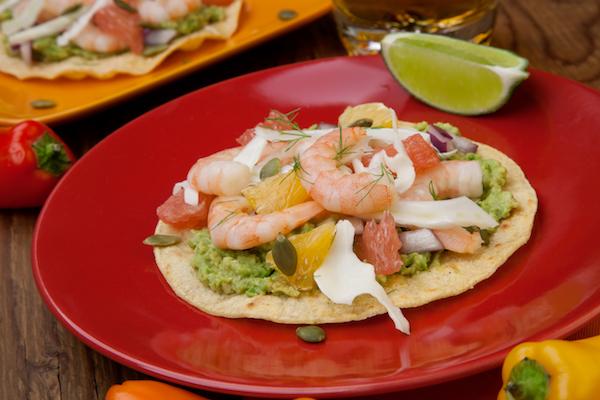 Aquí hay dos recetas de ceviche de camarón, escoge el que más te agrade