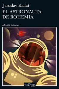 """Ya puede conseguirse en librerías chilangas la novela """"El astronauta de Bohemia"""""""
