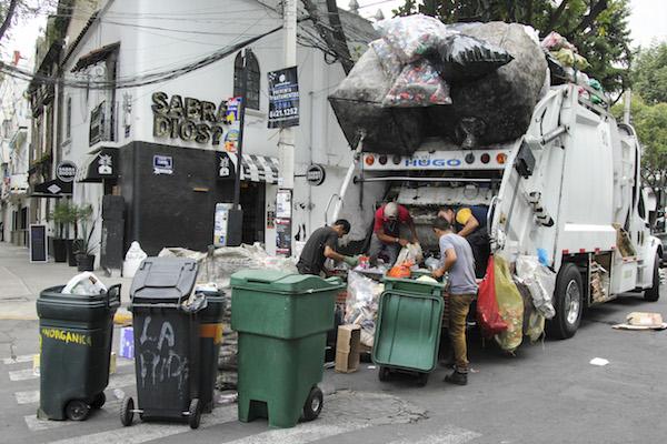 La basura es un problema que nos atañe a todos