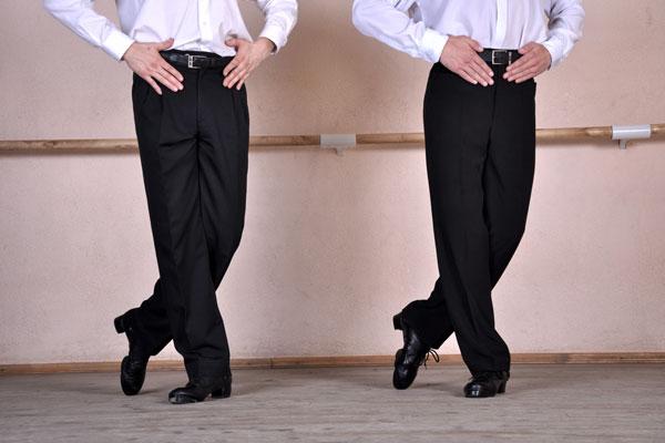 Roberto Ayala es un reconocido bailarín y coreógrafo de tap