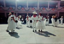 Festivales en los que todos los chilangos participamos en la primaria.
