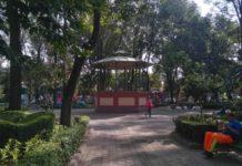 Recorrido por la colonia San Pedro de los Pinos.